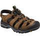 Keen Rialto Sandals Men Bison/Black